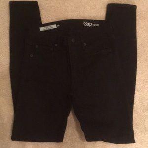 GAP True Skinny Jeans, size 26r